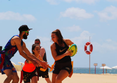 PorTAGal Beach Tag Rugby Festival - Portugal. Home Advantage Sports